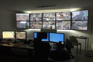 Centre de Supervision Urbain CSU 1