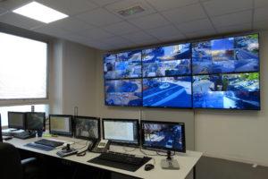 Centre de Supervision Urbain CSU 2