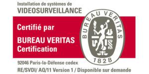 Logo Certification SVDI