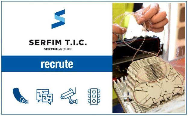 Recrutement Technicien Raccordeur