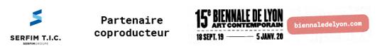 Biennale de Lyon - Bannière TIC