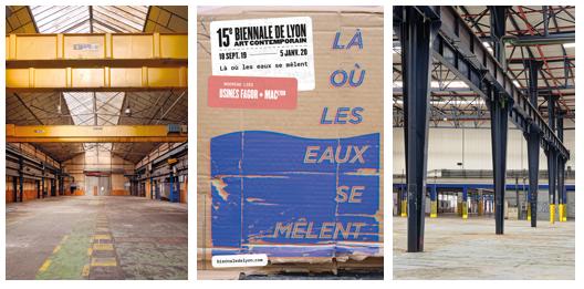 Biennale de Lyon - Usines FAGOR