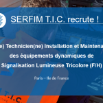 Recrutement SLT Paris 1020